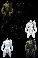 Emperor Hulk: Breakdown by kassarts