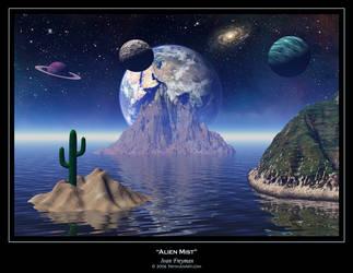 Alien Mist by bryceguy72