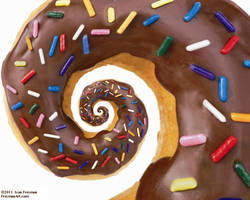 The Never Ending Donut by bryceguy72