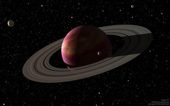 Saturn III by bryceguy72