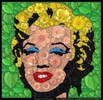 Marilyn's Fractal Flowers by bryceguy72