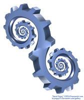 Spiral Gears by bryceguy72