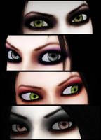 The Eyes of Alice by jagged66