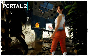 Portal 2 by jagged66