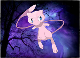 Mew by jagged66