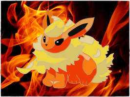Flareon by jagged66