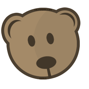 My Bear Mascots by lolitsronald