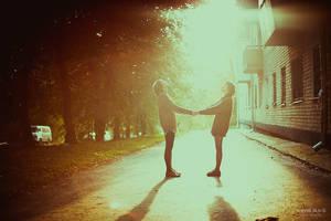 love sun by BirdSophieBlack
