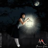 Fear of the dark by AndersonMathias