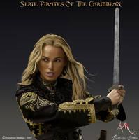 keira-knightley-Elizabeth by AndersonMathias