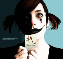 Harlequin Girl by AndersonMathias