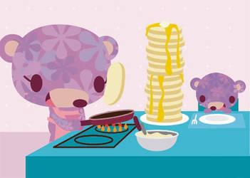 Pancakes by ranilla