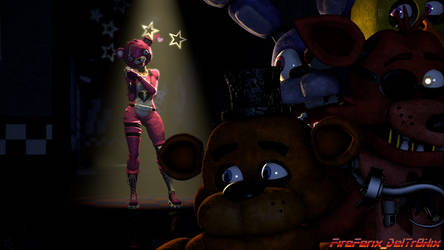 [SFM FNAF] I want to play with you! by FireFerix