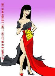 Lois Lane: World's Finest by Inspector97