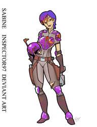 Sabine by Inspector97