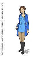 Doctor Alberta Janelle by Inspector97