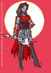 Queen of Apocalypse by Inspector97