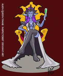 Alien Queen Tiamab by Inspector97