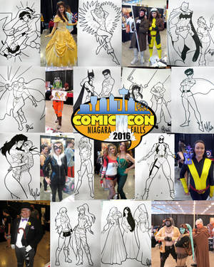 Niagara Comic Con Report 2016 by Inspector97