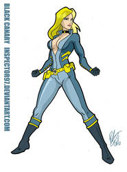 Black Canary by Inspector97