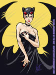 Selina Shadow of the Bat by Inspector97