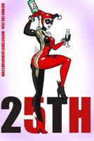 Batman TAS 25th by Inspector97