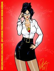 Wonder Woman: International Womens Day by Inspector97