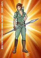Lady Jaye by Inspector97