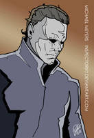 Michael Meyers by Inspector97