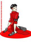 Scarlet Witch: X-Men Evolution by Inspector97