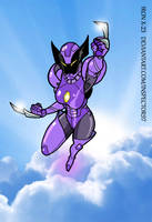 Iron X-23 by Inspector97