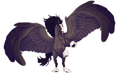 Stormy for StormBlaze-Pegasus by 4TheLoveOfAnimation