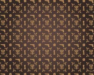 Tony Montana Style Louis V by TheCarloos