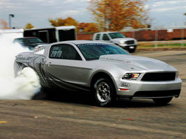 Ford Mustang Cobra Jet 2010 by TheCarloos