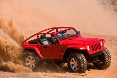 2009 Jeep Lower Forty by TheCarloos