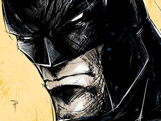 Batman, come closer by that-hatland