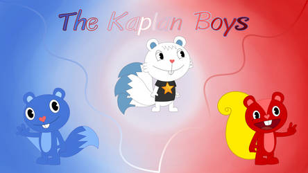 The Kaplan Boys by boomz3r1