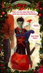 Merry Christmas2 by YaraRaa