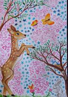 Oh Deer! by GraceJediHeart