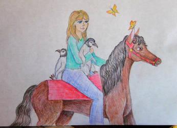 Gracie's Ark by GraceJediHeart