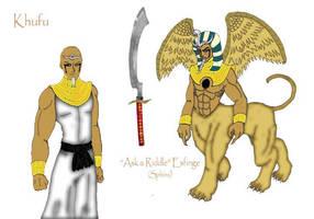 Arrancar Khufu by demonemoguy11