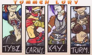 TUMMEHS- 1-4 by carnival