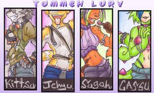 TUMMEHS- 17-20 by carnival