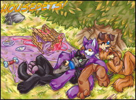 HousePets Picnic Trade by carnival