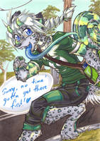 COM- Bailys Comic heist by carnival