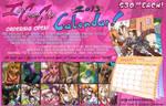 2013 IceCreamCat Calendar ORDERING: now open! by carnival