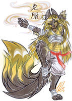 COM: Rune for Able by carnival