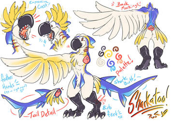 Sharkatoo Taye Simple Ref! by carnival