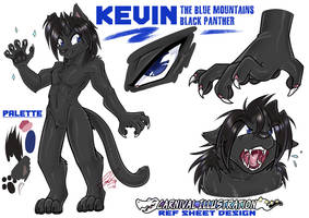 COM: Kevin Simple Ref by carnival