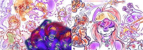 COM: Ancera Scribs! by carnival